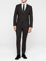 Calvin Klein Talo Fitted Wool Blend Suit