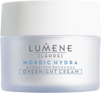 Lumene Nordic Hydra [Lahde] Hydration Recharge Overnight Cream 50Ml
