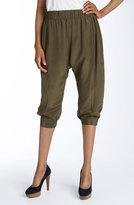 'Genie' Slouchy Silk Pants