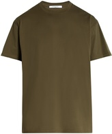 Givenchy Columbian-fit logo-insert cotton T-shirt