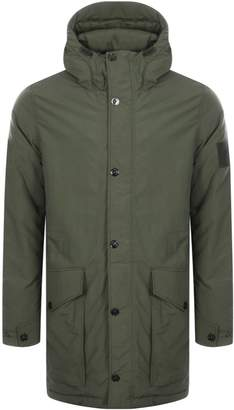 Peak Performance Typhon Parka Jacket Green