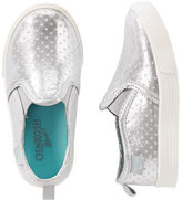 Osh Kosh OshKosh Silver Slip-On Shoes