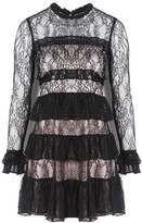 Alexis Sally Dress Black Lace