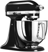 KitchenAid 125 Artisan 4.8L Stand Mixer - Onyx Black