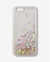 Express ban.do glitter bomb iphone 6/6S case