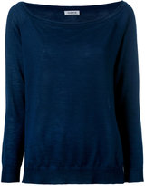 P.A.R.O.S.H. cashmere knitted slit-hem sweater - women - Cashmere - XS