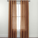 Cindy Crawford Home Fontayne Grommet-Top Curtain Panel
