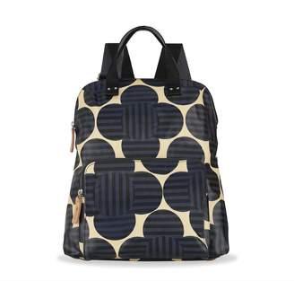 Orla Kiely Bestie Backpack, Denim
