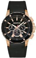 Quantum Explorer Chronograph Quartz Men's Quartz Watch with Leather exg382.851