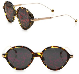 Christian Dior Umbrage 52MM Oval Sunglasses