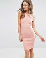 Glamorous Body-Conscious Tank Dress