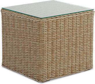 Wisteria Designs Andros Outdoor Side Table Natural