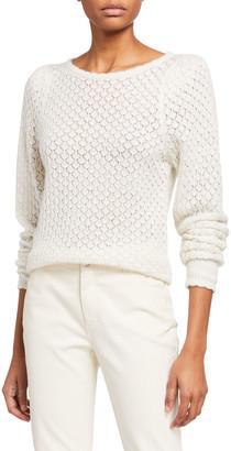 Joie Moxya Wool Lightweight Knit Sweater