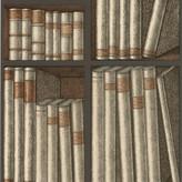 Fornasetti Ex Libris Wallpaper - 77/11040
