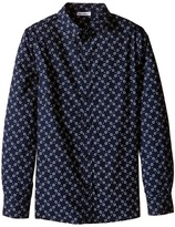 Dolce & Gabbana City Fiorellini Print Shirt (Big Kids)
