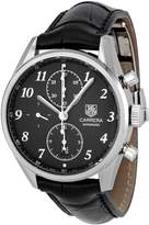 Tag Heuer Men's CAS2110.FC6266 Carrera Dial Dress Dial Watch