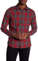 Jachs Buffalo Plaid Classic Fit Workshirt