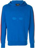 Hydrogen skull hoodie