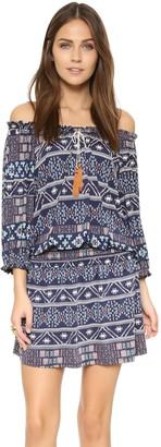 MISA Women's Poppy Dress Print