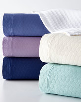 Sferra Full/Queen Honeycomb Coverlet