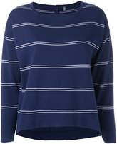 Eleventy striped sweater