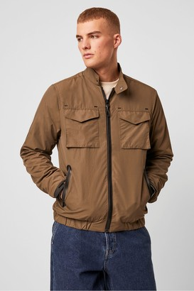French Connection Technical Harrington Jacket