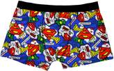Marvel DC Comics Superman Mens Boxer Shorts - 30 to 41 Inch Waist