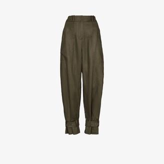 Zimmermann Lucky high waist combat trousers