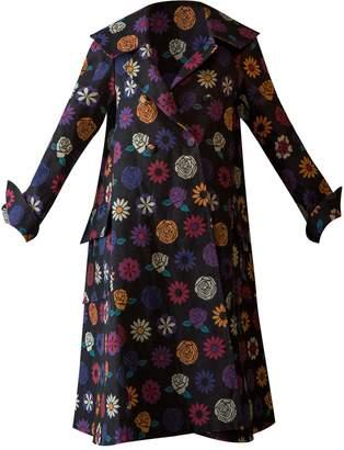Chiara Boni Zakia Gobelin Coat