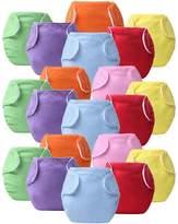 Acme 20 Pcs Baby Infant Cloth Diapers Reusable Washable Leakproof Nappy Diaper(Random Color)