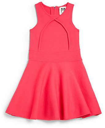 Milly Minis Toddler's & Little Girl's Pleated Flare Dress
