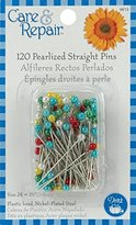 Dritz Assorted ized Straight Pins, Size 24, 120-Pack