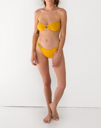 Madewell GALAMAAR Ring Brief Bikini Bottom