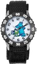 Disney Pixar Monsters University Mike & Sulley Kids' Time Teacher Watch