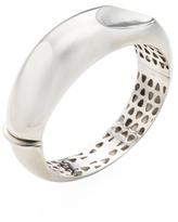 Roberto Coin Silver Capri Bangle Bracelet