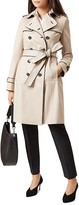 Hobbs London Imogen Trench Coat