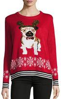 Context Christmas Pug Sweater