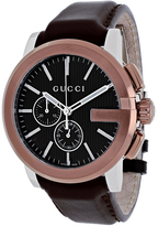 Gucci G-Chrono Collection YA101202 Men's Stainless Steel Analog Watch