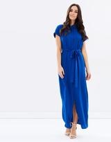 Dorothy Perkins Maxi Shirt Dress