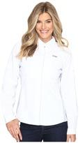 Columbia Ultimate Catch Zerotm Long Sleeve Shirt Women's Long Sleeve Button Up