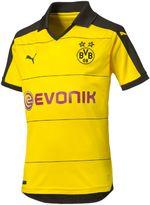Puma 2015/16 Borussia Dortmund Kids Home Replica Jersey (S-XL)