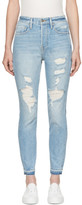 Frame Blue Rigid Re-Release 'Le Original' Skinny Jeans