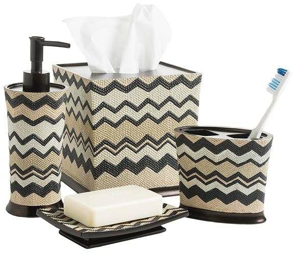 Avanti Linens Lauren Collection Bathroom Soap Dish