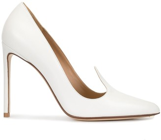 Francesco Russo Pointed High Heel Pumps