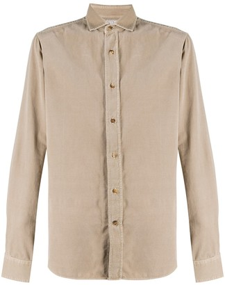 Brunello Cucinelli Relaxed Fit Shirt