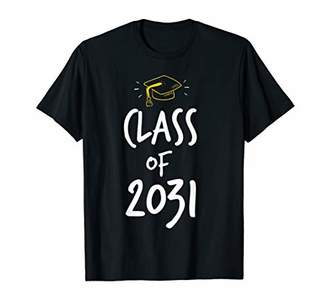 with me. Class of 2031 Grow Shirt First Day of School Gifts T-Shirt