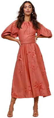 Ministry Of Style Dreamscape Maxi Dress Brt