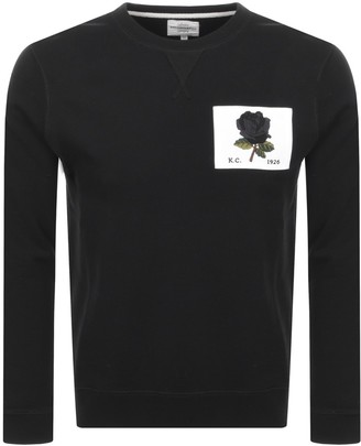 Kent And Curwen 1926 Icon Sweatshirt Black