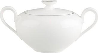 Villeroy & Boch Anmut Platinum No.1 Sugar Bowl (6 Pers.)