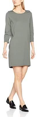 Marc O'Polo Women's 702309359061 3/4 Sleeve Dress - Green - 12
